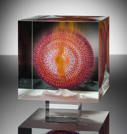 Anemone 6 . 14 x 14 x 14 cm . 2020
